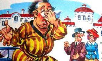 Сказка Как убежал нос — Джанни Родари. Читайте онлайн.