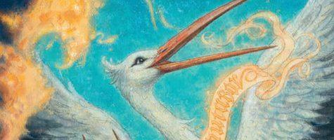 Сказка Калиф-аист — В.Гауф. Читайте онлайн с иллюстрациями.