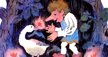 Сказка Карлик Нос — В.Гауф. Читайте онлайн с иллюстрациями.