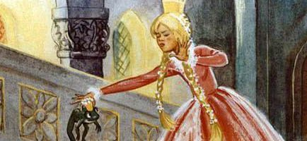 Сказка Король-лягушонок или Железный Генрих — Братья Гримм.