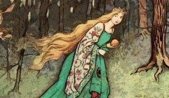 Сказка Королевские дети — Братья Гримм. Читать онлайн.