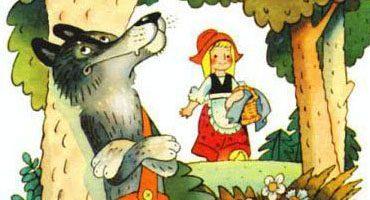 Сказка Красная шапочка — Шарль Перро. Читайте онлайн.
