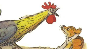 Сказка Кто сказал «МЯУ»? — Сутеев В.Г. С иллюстрациями автора.