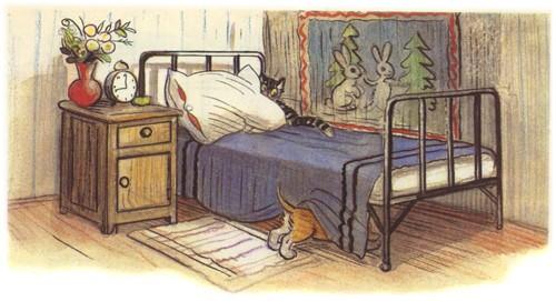 Сказка Кто сказал «МЯУ»? - Сутеев В.Г. С иллюстрациями автора.
