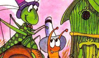 Сказка Кузнечик Денди — Дональд Биссет. Читайте онлайн с картинками 4.8 (4)