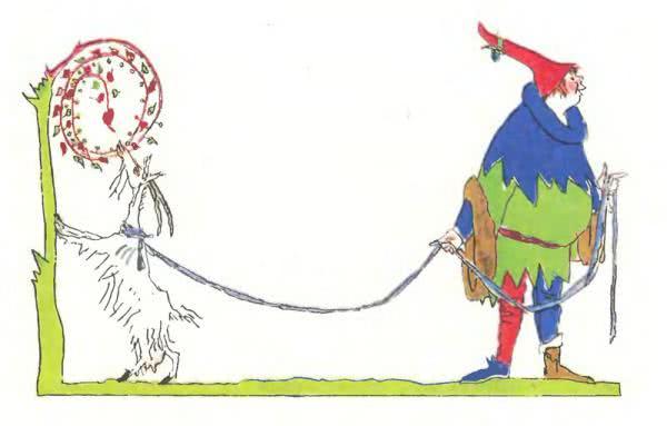 Сказка Ленивый Хайнц - Братья Гримм. Читайте онлайн.