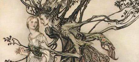 Сказка Лесная старуха — Братья Гримм. Читайте онлайн.