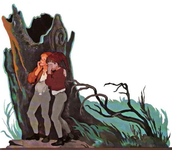 Сказка Мальчик с пальчик - Шарль Перро