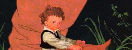 Сказка Мальчик с пальчик — Шарль Перро