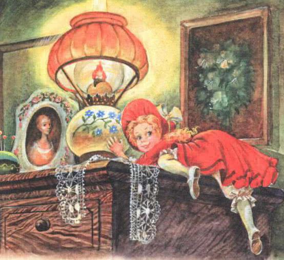 Сказка Мирабель - Астрид Линдгрен. Читайте онлайн с рисунками.