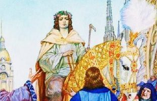 Сказка Молодой король — Оскар Уайльд
