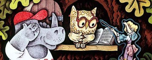 Сказка Носорог и добрая фея — Дональд Биссет. Читайте онлайн. 5 (1)