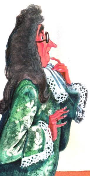 Сказка Новое платье короля - Ганс Христиан Андерсен. Читать онлайн