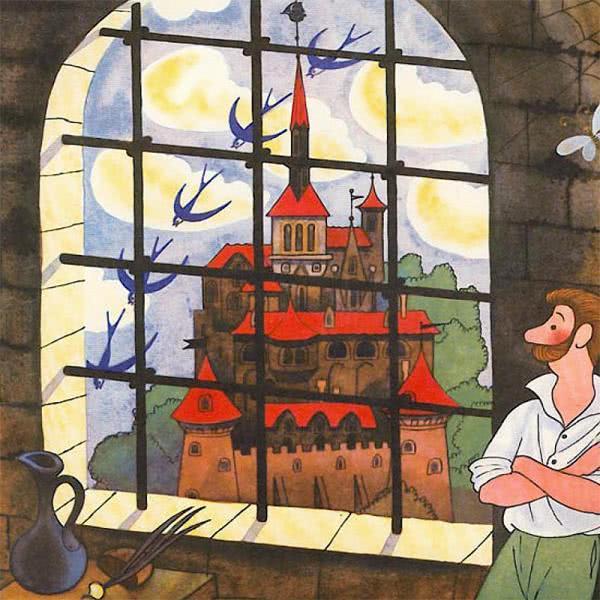 Сказка Огниво - Ганс Христиан Андерсен. Читайте онлайн.