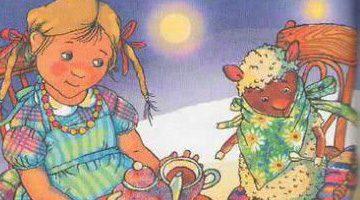 Сказка Орел и овечка — Дональд Биссет. Читайте онлайн.