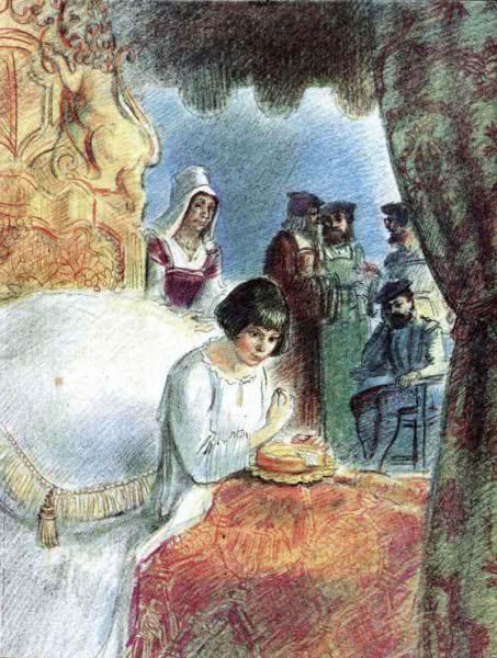 Сказка Ослиная шкура - Шарль Перро. Читайте оналайн с картинками.