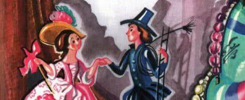 Сказка Пастушка и трубочист — Г.Х.Андерсен. Читайте онлайн.