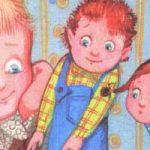 Сказка Петер и Петра - Астрид Линдгрен. Читать онлайн.