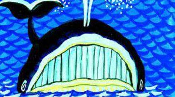 Сказка Почему кит ест только мелких рыбок — Редьярд Киплинг 0 (0)