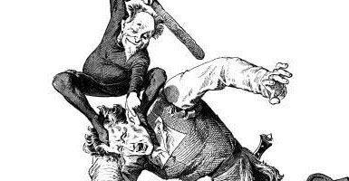 Сказка Подземный человечек — Братья Гримм. Читайте онлайн.