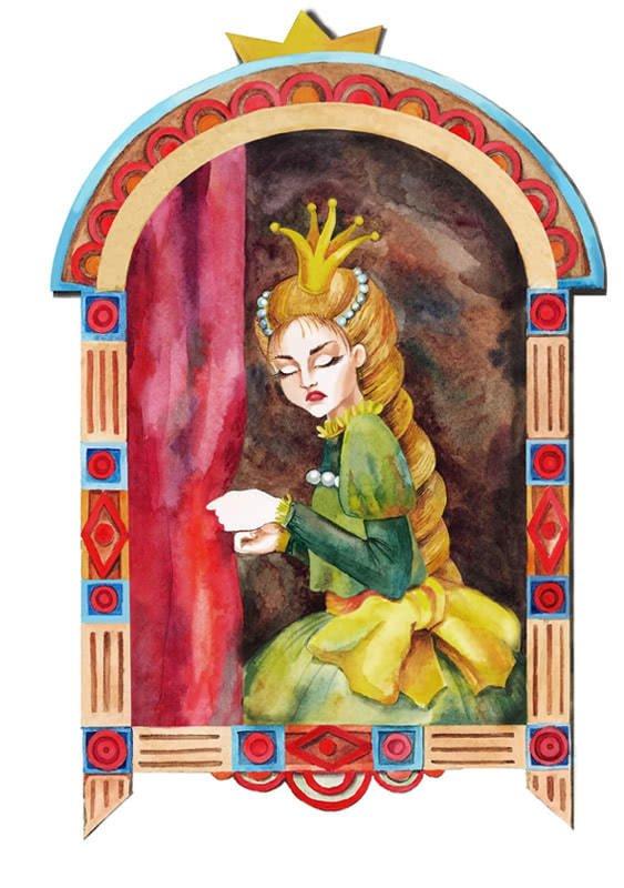 Сказка Принцесса, которая не умела смеяться - Алан Милн