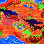 Сказка Просьба папаши кенгуру - Редьярд Киплинг