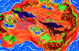 Сказка Просьба папаши кенгуру — Редьярд Киплинг 0 (0)