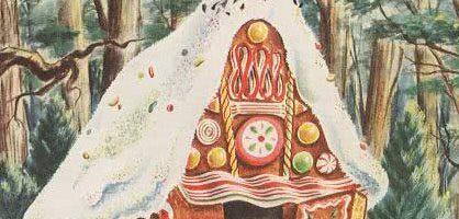 Сказка Пряничный домик — Шарль Перро. Читайте онлайн.