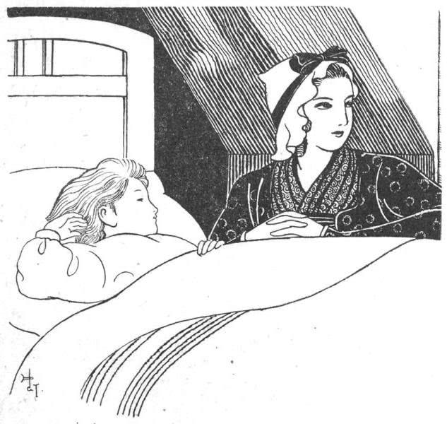 Сказка Пятеро из одного стручка - Г.Х.Андерсен. Читать онлайн.
