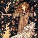 Сказка Райский сад - Ганс Христиан Андерсен. Читать онлайн.