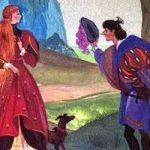 Сказка Рике с хохолком - Шарль Перро. Читайте онлайн с картинками.