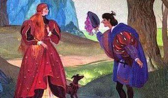 Сказка Рике с хохолком — Шарль Перро. Читайте онлайн с картинками. 2.3 (3)