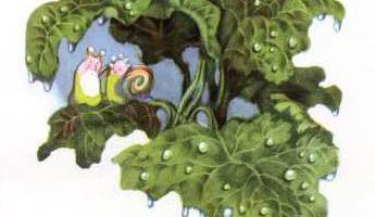Сказка Счастливое семейство — Ганс Христиан Андерсен 5 (1)