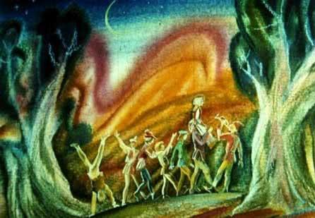 Сказка Семь воронов - Братья Гримм. Читать онлайн.