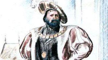 Сказка Синяя борода — Шарль Перро. Читайте онлайн с иллюстрациями.