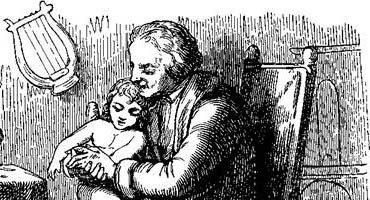 Сказка Скверный мальчишка — Ганс Христиан Андерсен