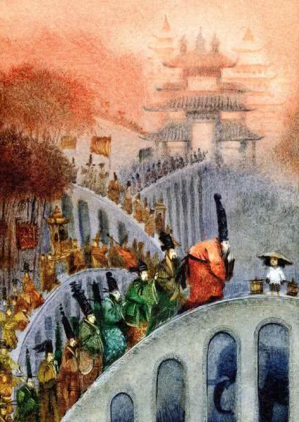 Сказка Соловей - Ганс Христиан Андерсен. Читайте онлайн.