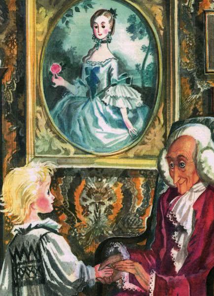 Сказка Старый дом - Ганс Христиан Андерсен. Читать онлайн.