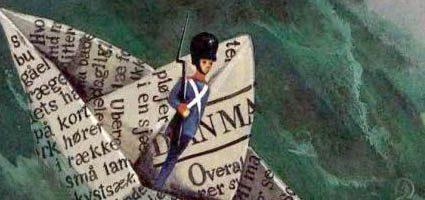 Сказка Стойкий оловянный солдатик — Ганс Христиан Андерсен 5 (1)