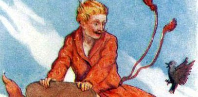 Сказка Сундук-самолёт — Ганс Христиан Андерсен. Читайне онлайн.