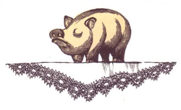 Сказка Свинья-копилка - Ганс Христиан Андерсен. Читать онлайн.