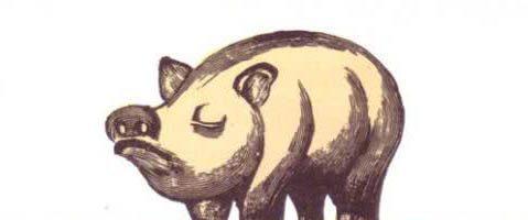 Сказка Свинья-копилка — Ганс Христиан Андерсен. Читать онлайн.