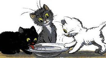 Сказка Три котёнка — Сутеев В.Г. С иллюстрациями автора. 5 (1)