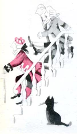 Сказка Три счастливчика - Братья Гримм. Читать онлайн.