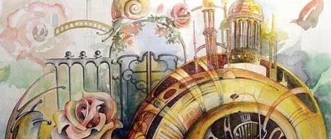 Сказка Улитка и роза — Ганс Христиан Андерсен. Читать онлайн.