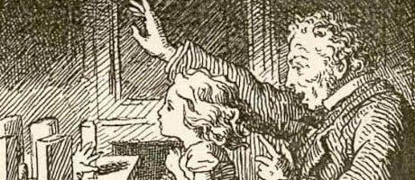 Сказка В детской — Ганс Христиан Андерсен