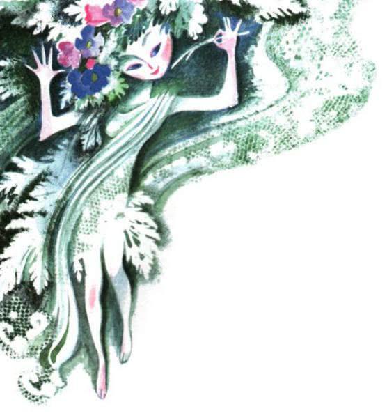 Сказка Волшебный холм - Ганс Христиан Андерсен. Читать онлайн.
