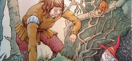 Сказка Холодное сердце — Вильгельм Гауф