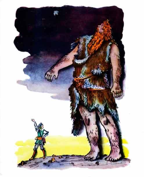Сказка Храбрый портой - Братья Гримм. Читать онлайн.