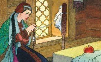 Сказка о мёртвой царевне и семи богатырях — Пушкин А.С. Читайте онлайн.